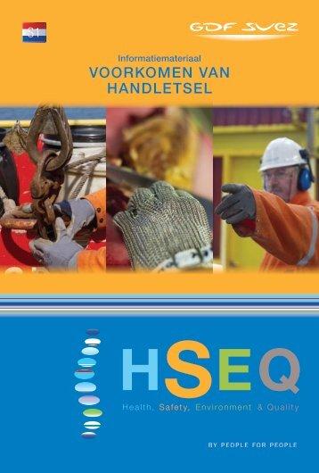 VOORKOMEN VAN HANDLETSEL - GDF Suez