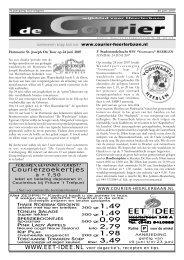 De Courier 20 Juni - Courier Heerlerbaan