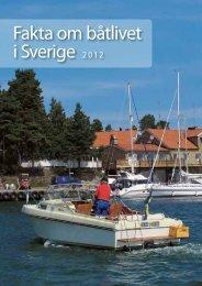 Fakta om båtlivet i Sverige 2012