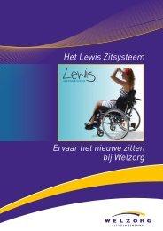 Lewis informatie folder 07 mei 2012 - Lewis Seating Systems