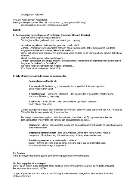 081007_Referat_stiftende generalforsamling.doc - NeoOffice Writer
