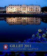 Gillet 2011 som pdf-fil (2,8 MB) - Carlstads-Gillet