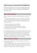 Broschyr - Snabbstart - Prevent - Page 2