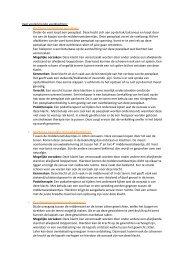 Veel voorkomende voetklachten [PDF]