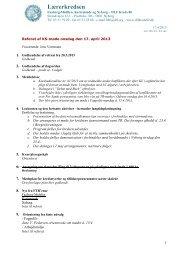 Referat fra møde den 17.04.2013 - kreds 80