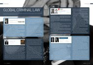 Global criminal law - Anagnostakis Law Offices