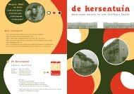 Folder De Kersentuin