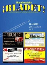 LILL-BABS - Din Skandinaviska Tidning