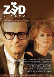 a single man :: la pivellina :: the ghost writer - Cinema ZED