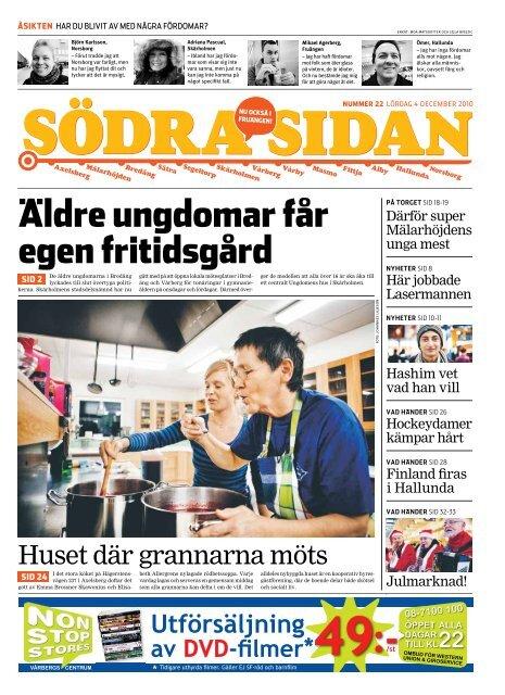 Senior i frskolan eller skolan - Karlskrona kommun