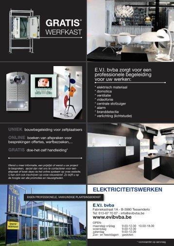 bekijk de brochure - Bouwservice