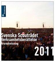 Svenska Scoutrådet - Scoutservice