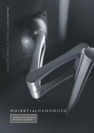 HUISSTIJL HANDBOEK - Markant Office Furniture