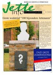 Jette Info 100 NL - 7-8 2003.qxd
