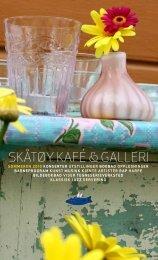 Sommerprogram 2010 - PDF - Skåtøy kafé og galleri