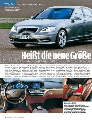 Die großen - Audi