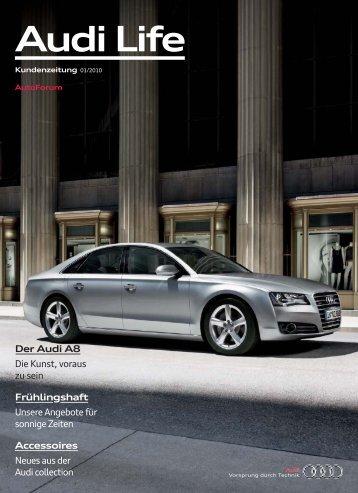 Audi Life 01/2010