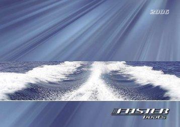 båtar för yrkesbruk - Faster