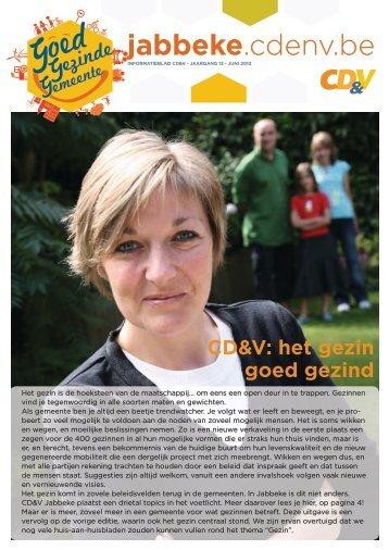 goedgezind - West-Vlaanderen - CD&V