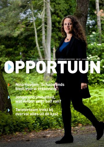 Nina Huygen - Openbaar Ministerie
