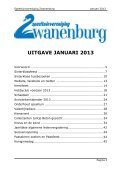 JANUARI 2013 - Speeltuinvereniging Zwanenburg - Page 3