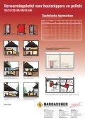 Verwarmingsketel voor houtsnippers en pellets - Desender Desmedt - Page 4