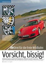 Testbericht lesen - PDF - Audi