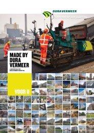 Jaarverslag 2012 - Dura Vermeer