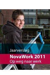 Jaarverslag 2011 - Novawork