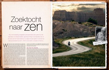 Zoektocht naar Zen - HiddeTangerman.nl
