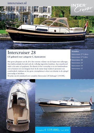 Intercruiser 28