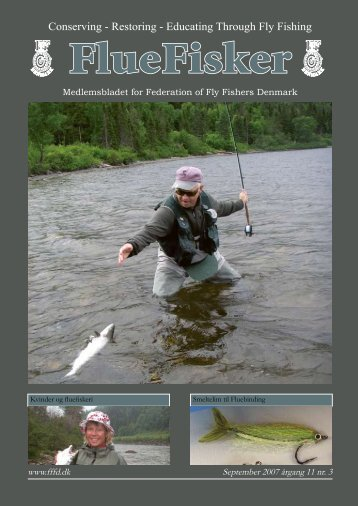 Conserving - Restoring - Educating Through Fly Fishing