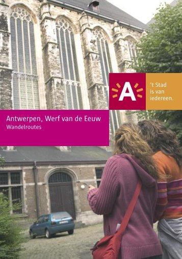Antwerpen, Werf van de Eeuw - Deurne