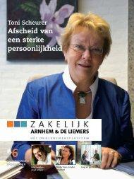Toni Scheurer - Zakelijk Arnhem