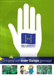 Dringend een ander Europa gevraagd - COC