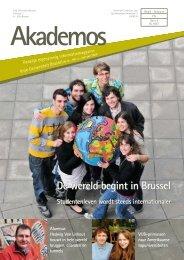 De wereld begint in Brussel - Vrije Universiteit Brussel