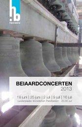 BEIAARDCONCERTEN - Stad Harelbeke