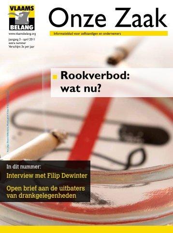 Onze Zaak - Vlaams Belang