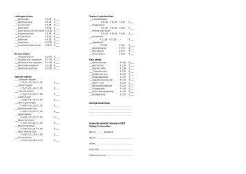 Limburgse vlaaien ___Kersenvlaai € 9,95 €____ ... - Bakkerij Pijpers