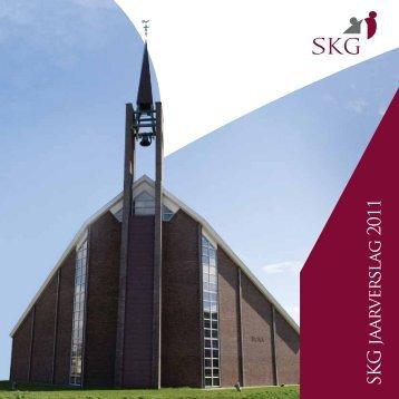 Jaarverslag 2011 - Stichting Kerkelijk Geldbeheer