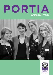 View Edition - Victorian Women Lawyers