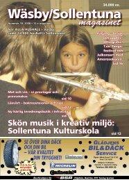 Väsbyjournalen nr 10, 2008