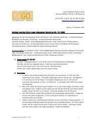 verslag overleg CLB-Logo 2005-10-05.pdf - LOGO Antwerpen