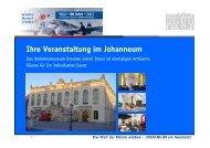 Angebote Events im Museum - Verkehrsmuseum Dresden