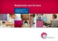 Registratie aan de bron - NFU