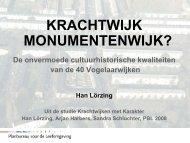 Han Lörzing, onderzoeker en auteur ... - Stedelijk Interieur