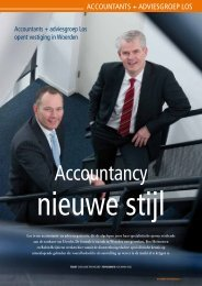 Accountancy - Los Accountants + Advies Woerden