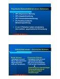 Psychologische Diagnostik bei chronischen Schmerzen - Seite 2