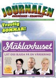 Nr 7 juli 2013 - Journalen