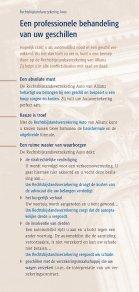 Rechtsbijstand Auto - Allianz - Page 2